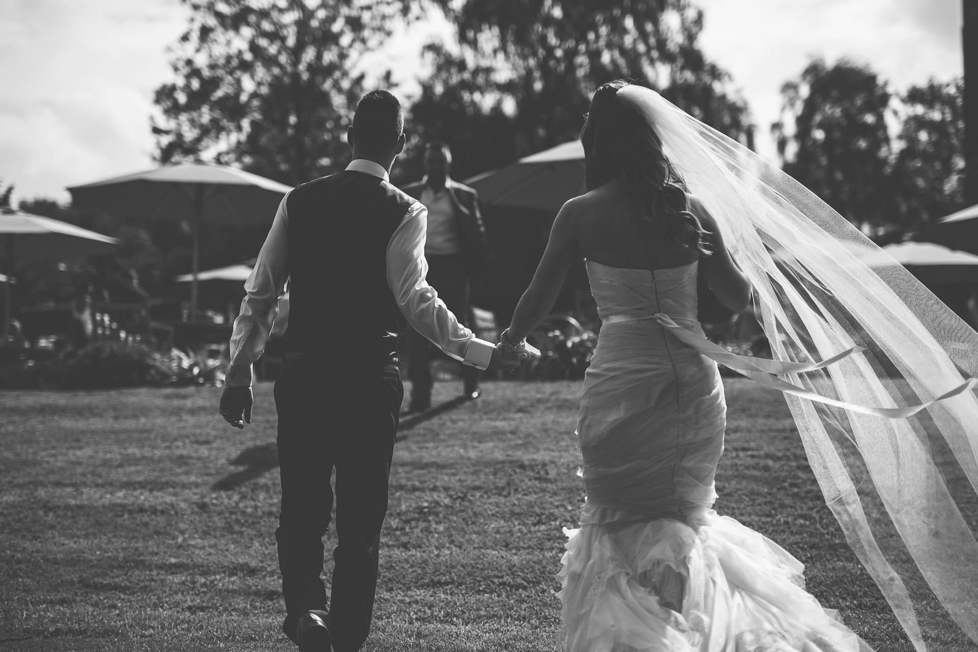 Weston Hall Wedding Photography - Laura & Ryan-97