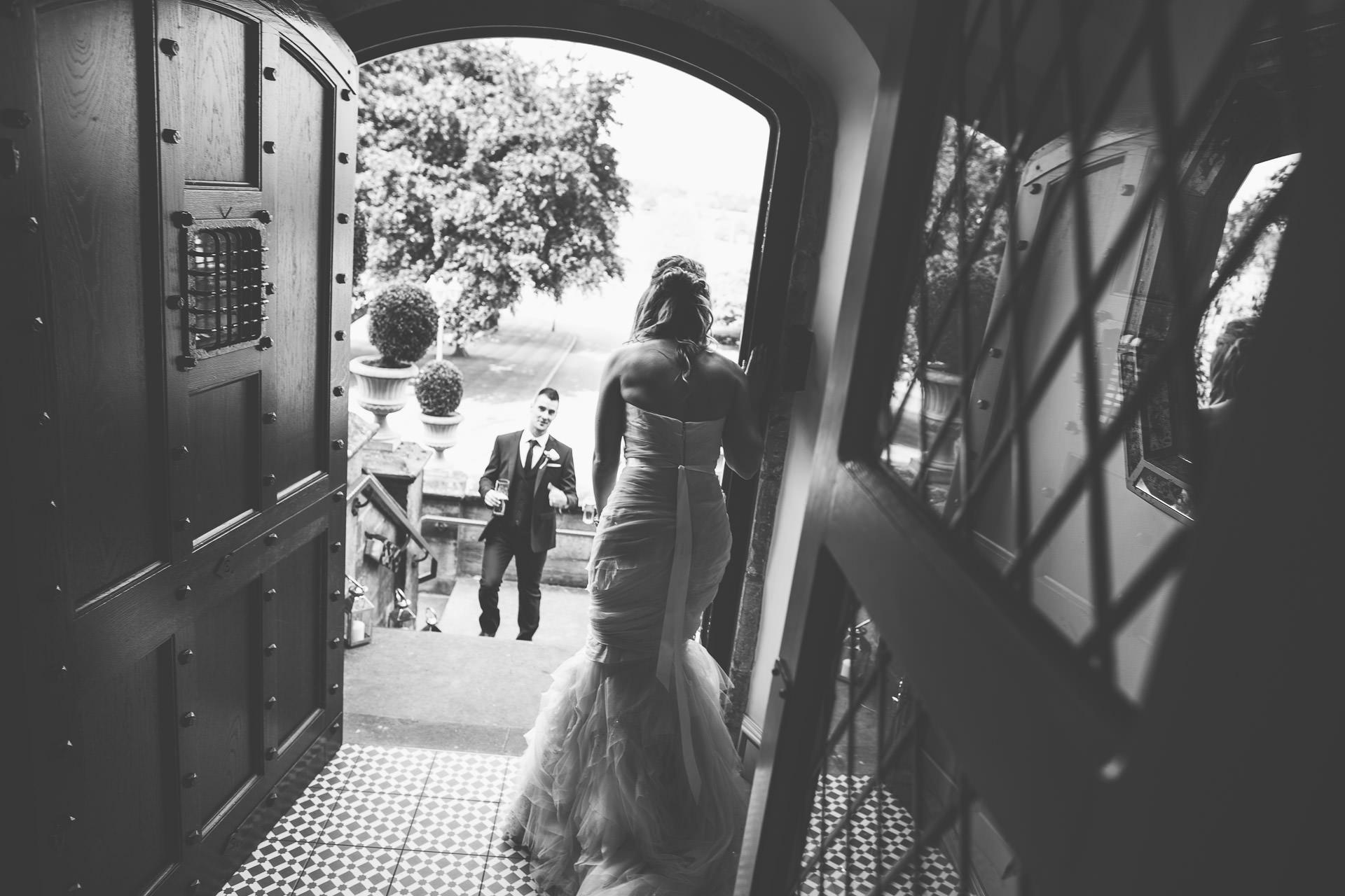 Weston Hall Wedding Photography - Laura & Ryan-98