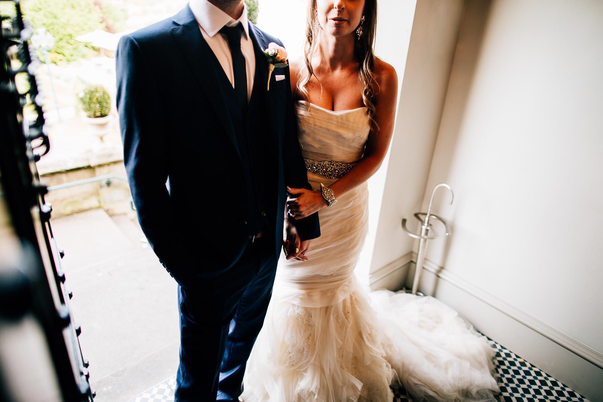 Weston Hall Wedding Photography - Laura & Ryan-99