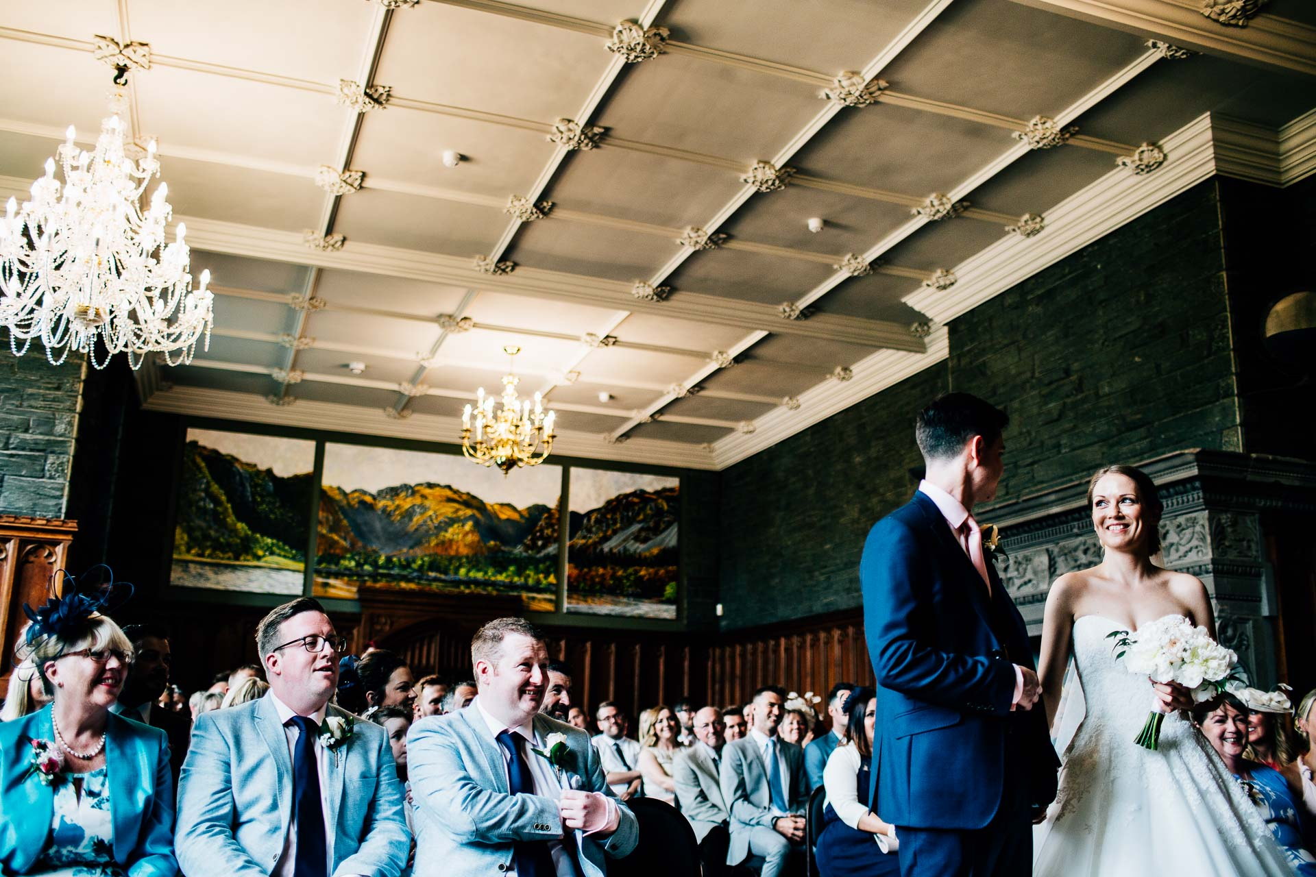 Lingholm Estate Wedding Photography - Rachel & Rob-100