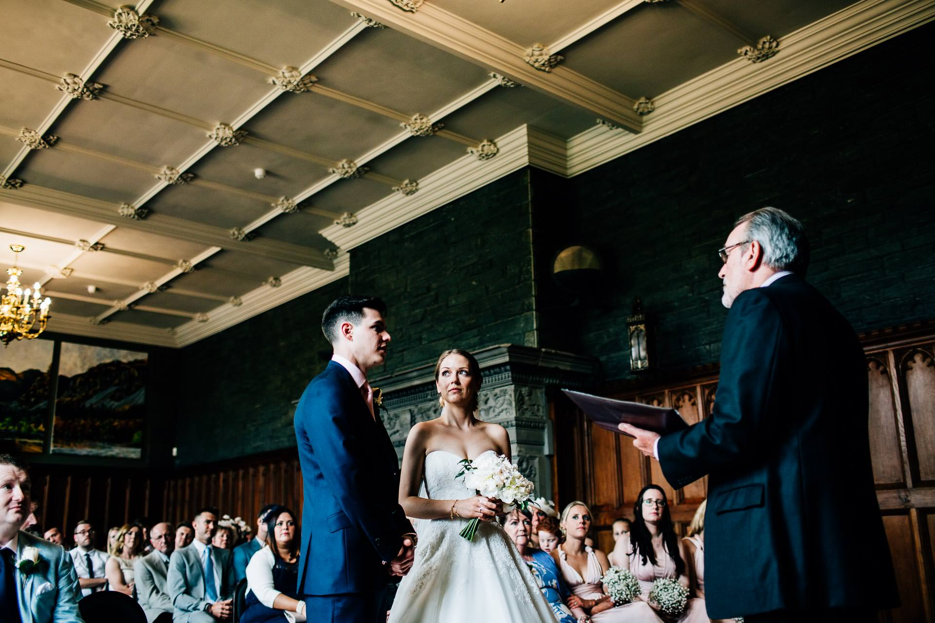 Lingholm Estate Wedding Photography - Rachel & Rob-102