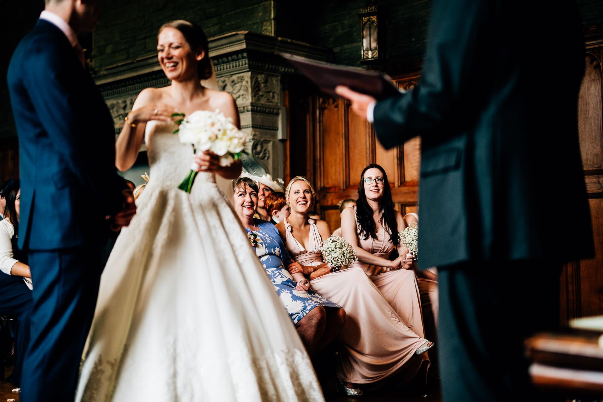 Lingholm Estate Wedding Photography - Rachel & Rob-103