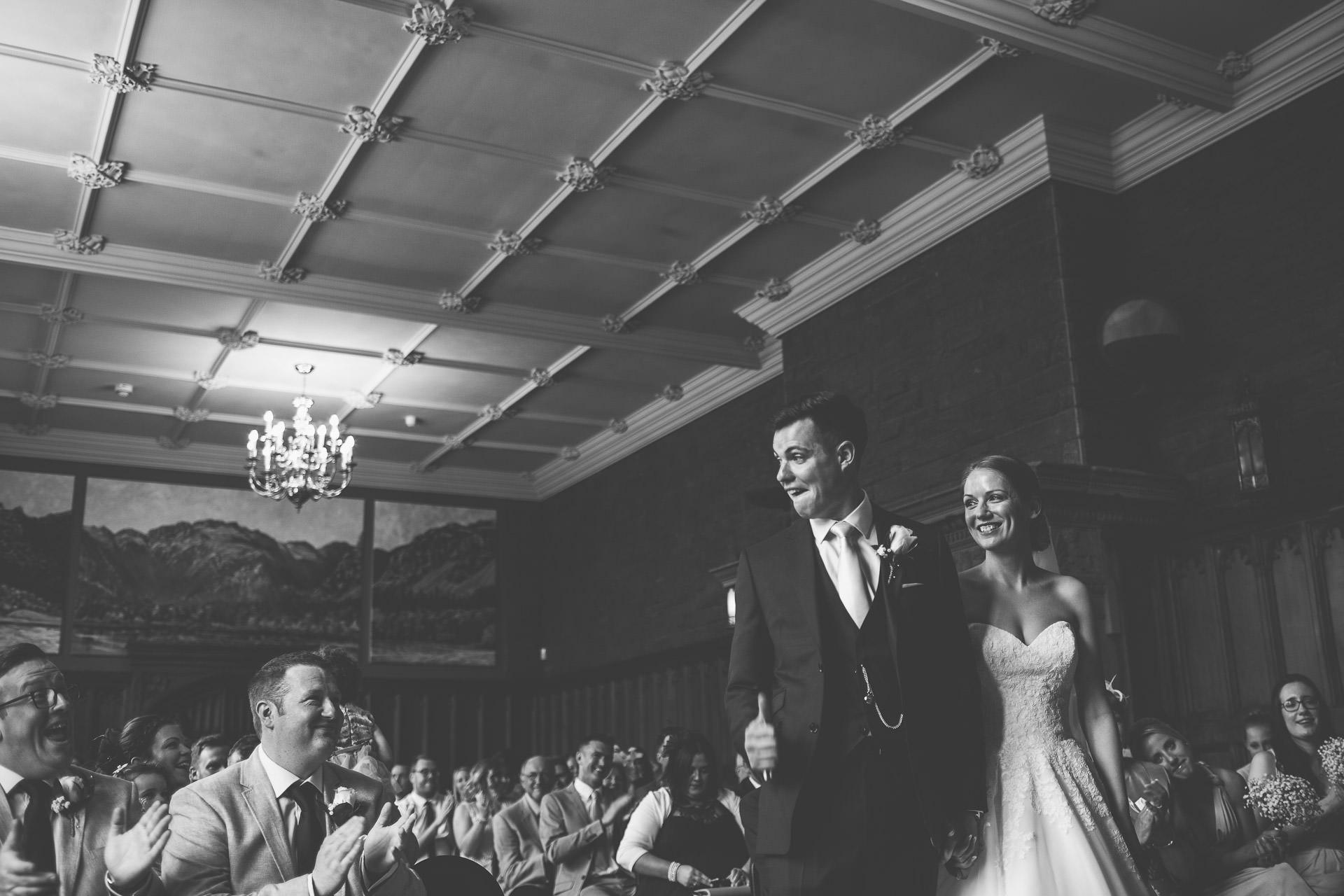 Lingholm Estate Wedding Photography - Rachel & Rob-106