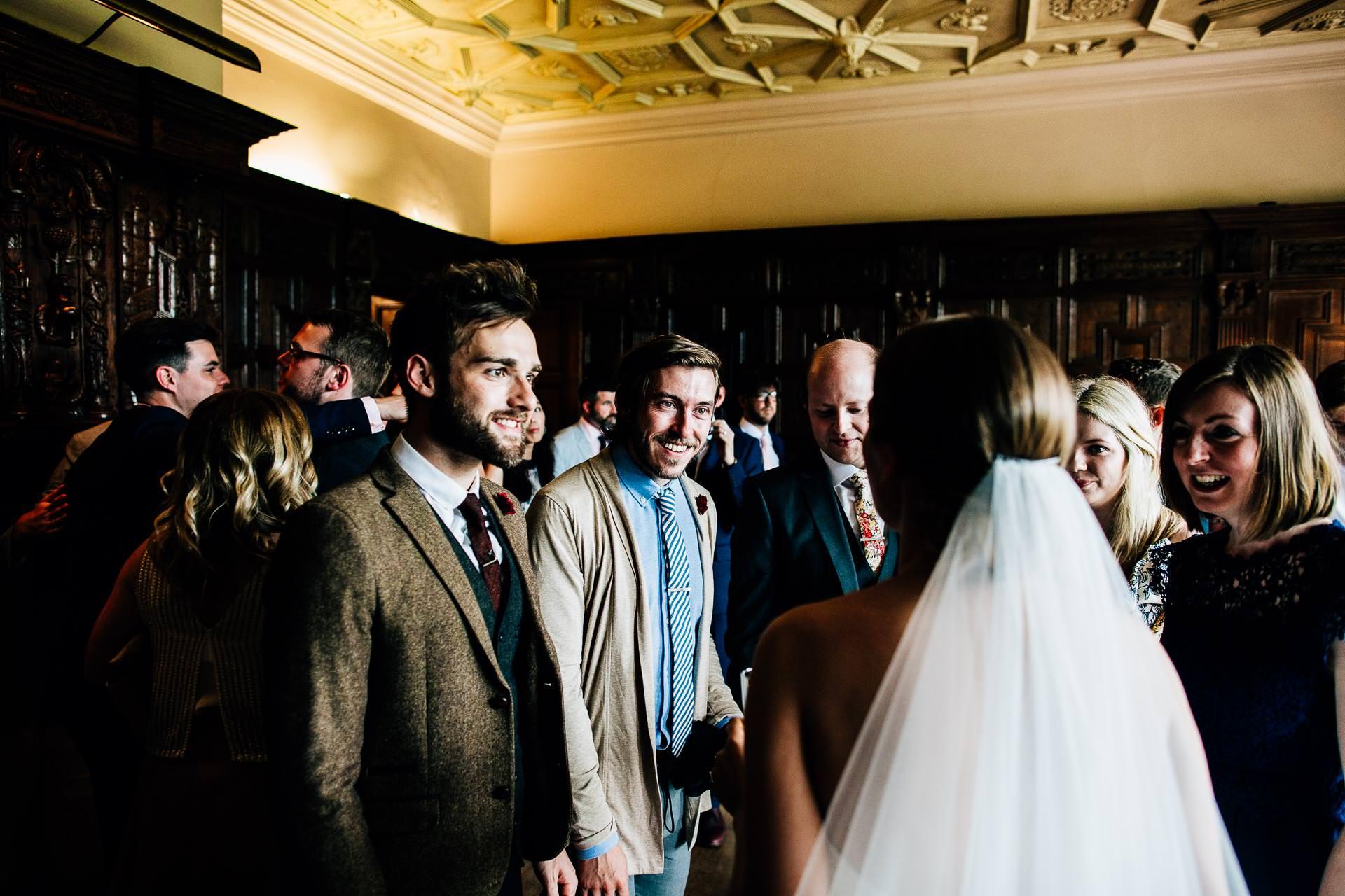 Lingholm Estate Wedding Photography - Rachel & Rob-109