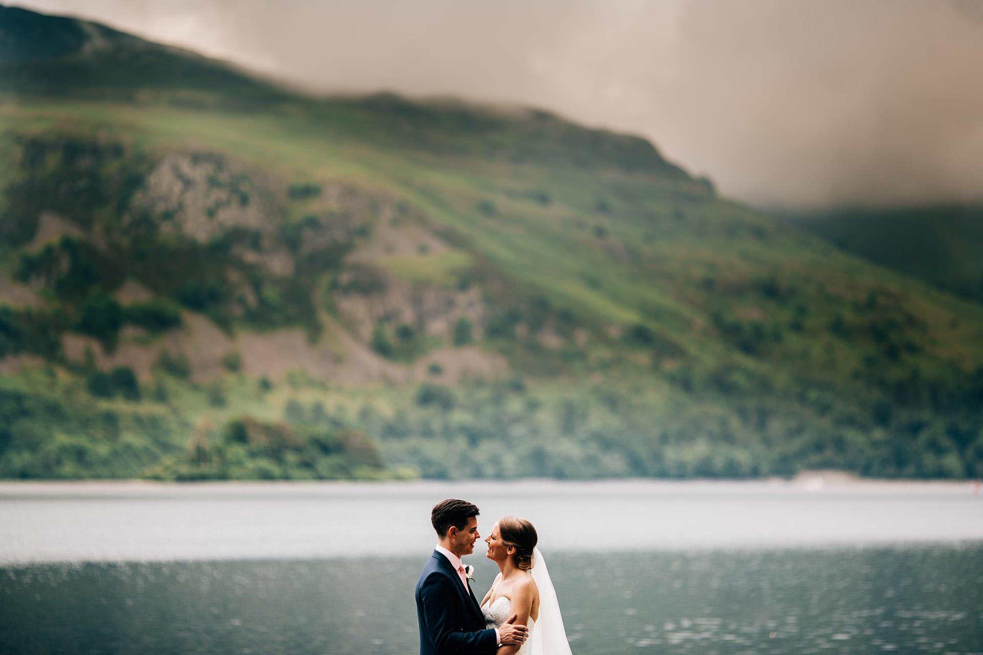 Lingholm Estate Wedding Photography - Rachel & Rob-114