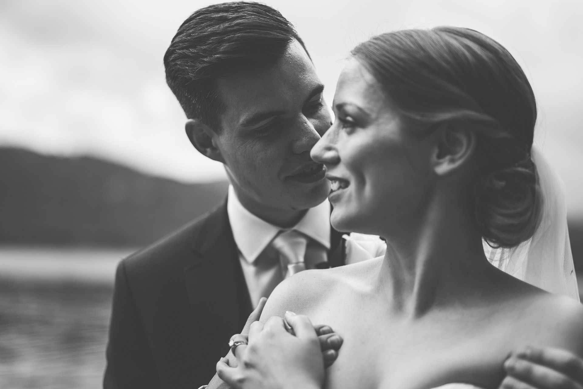 Lingholm Estate Wedding Photography - Rachel & Rob-116