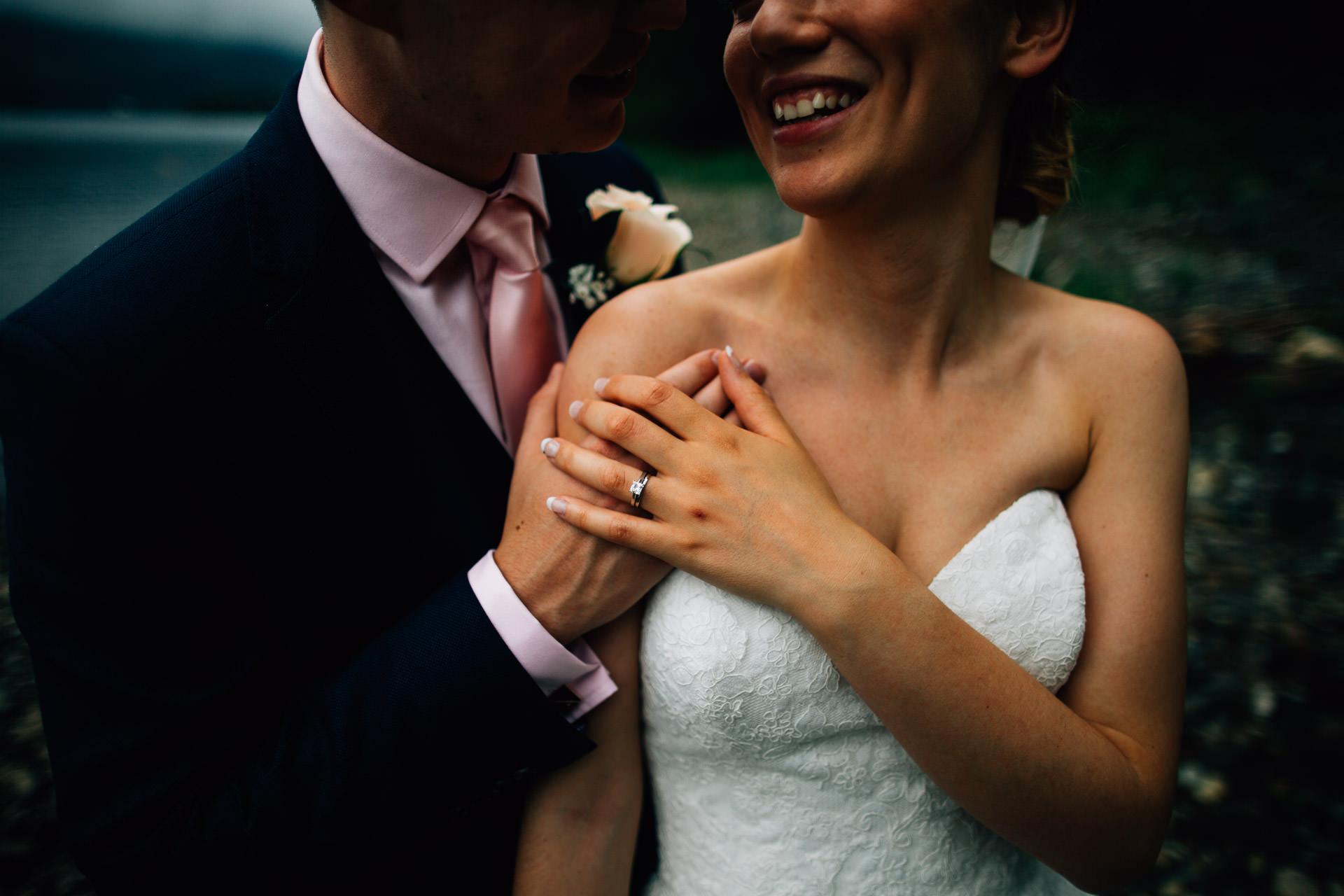 Lingholm Estate Wedding Photography - Rachel & Rob-117