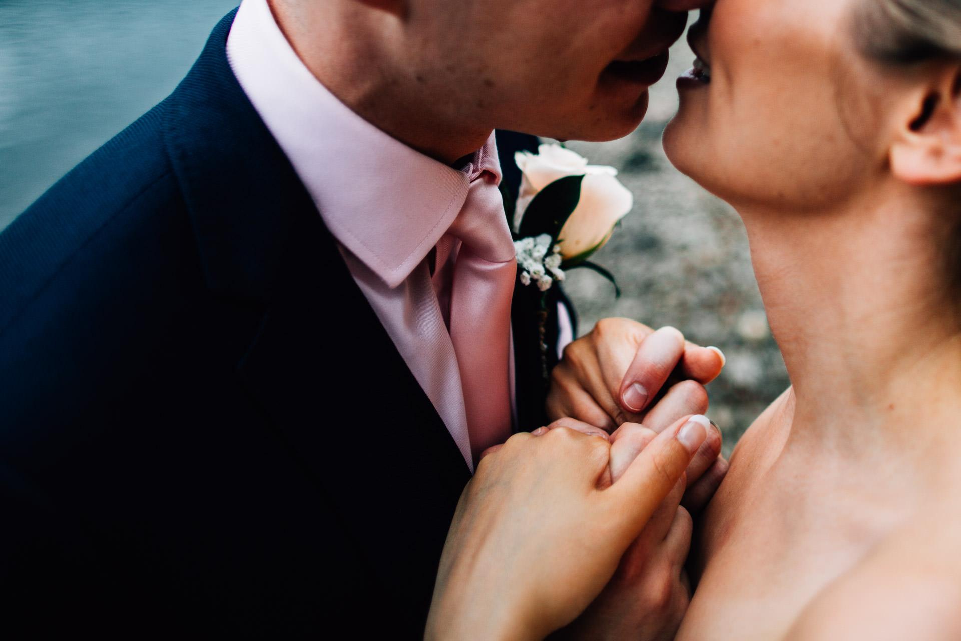 Lingholm Estate Wedding Photography - Rachel & Rob-118