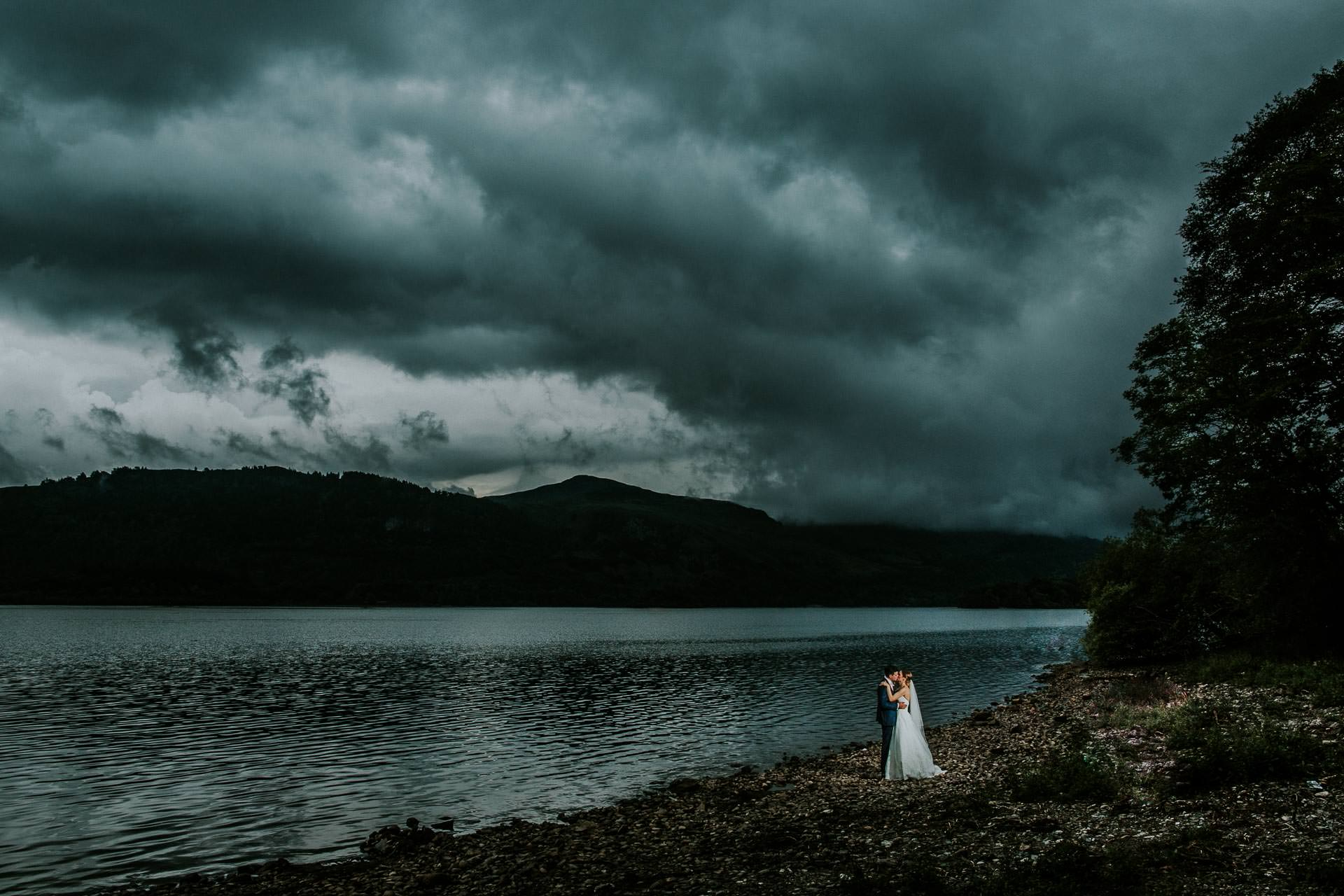 Lingholm Estate Wedding Photography - Rachel & Rob-119