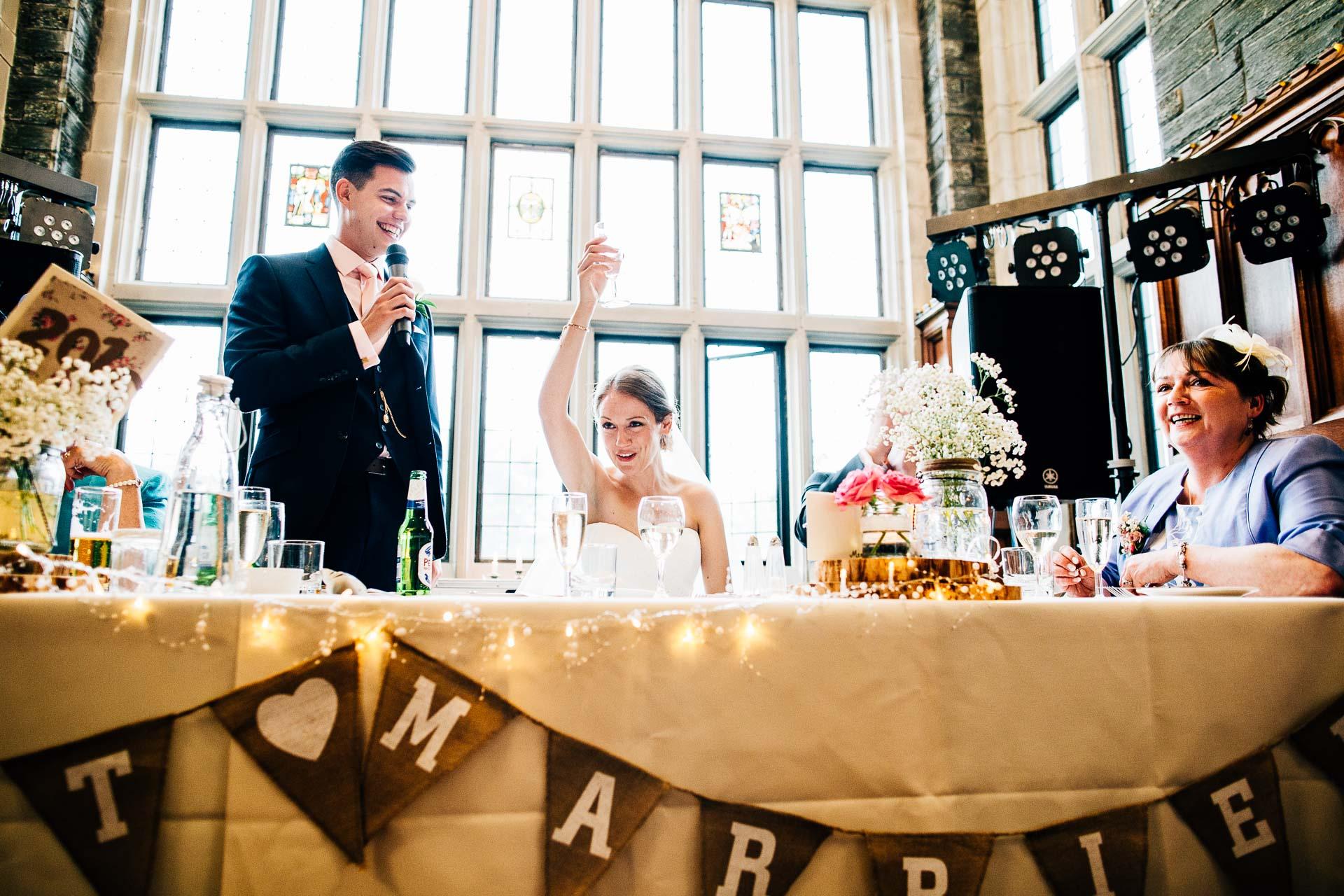 Lingholm Estate Wedding Photography - Rachel & Rob-123