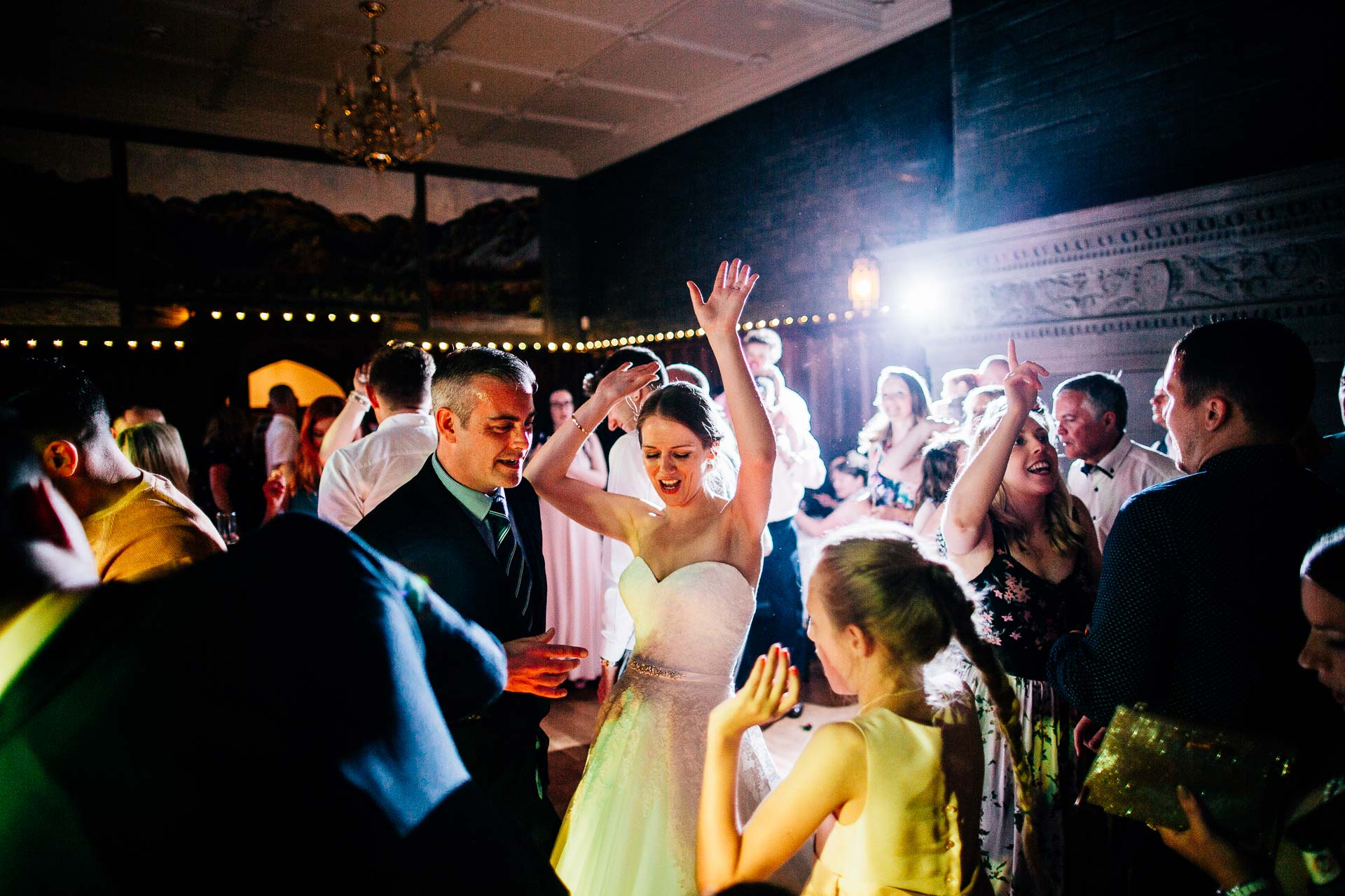 Lingholm Estate Wedding Photography - Rachel & Rob-143