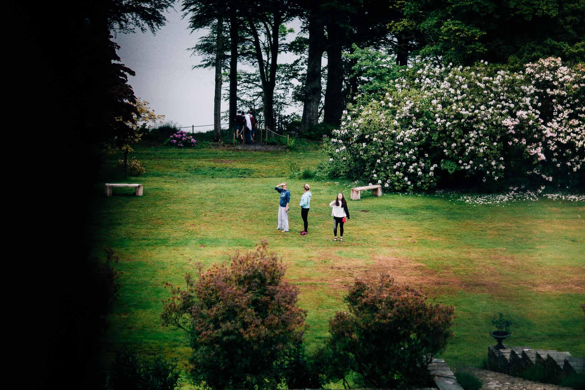 Lingholm Estate Wedding Photography - Rachel & Rob-17
