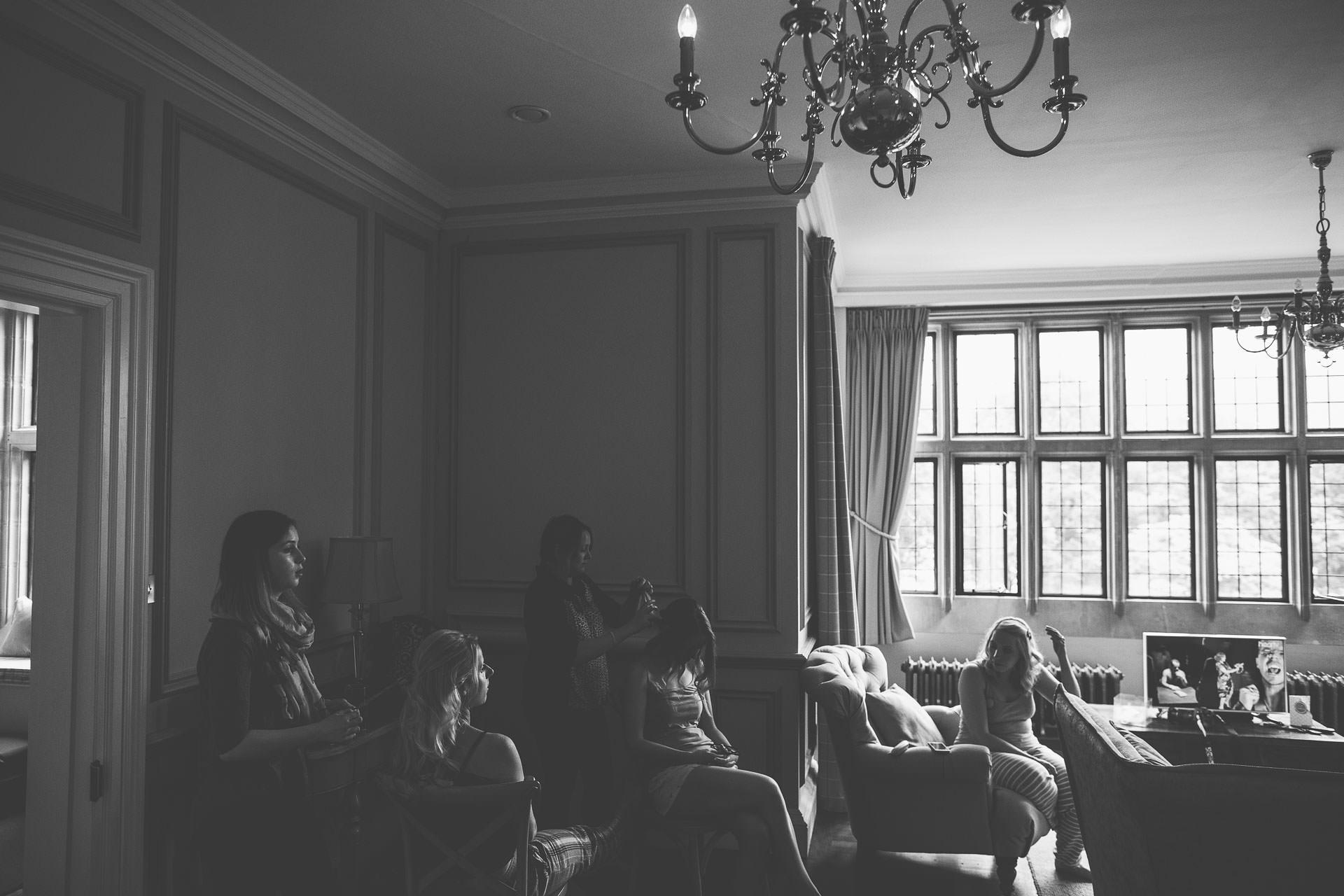 Lingholm Estate Wedding Photography - Rachel & Rob-39