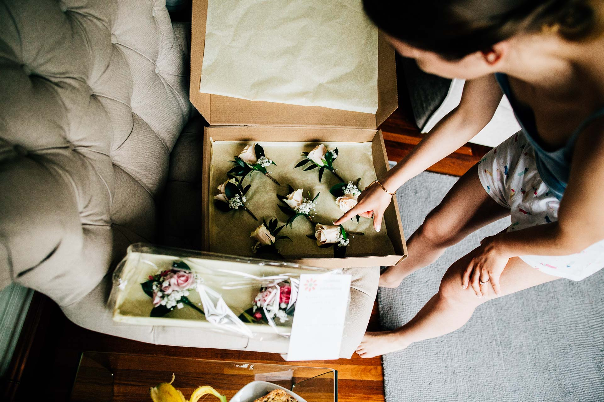 Lingholm Estate Wedding Photography - Rachel & Rob-49