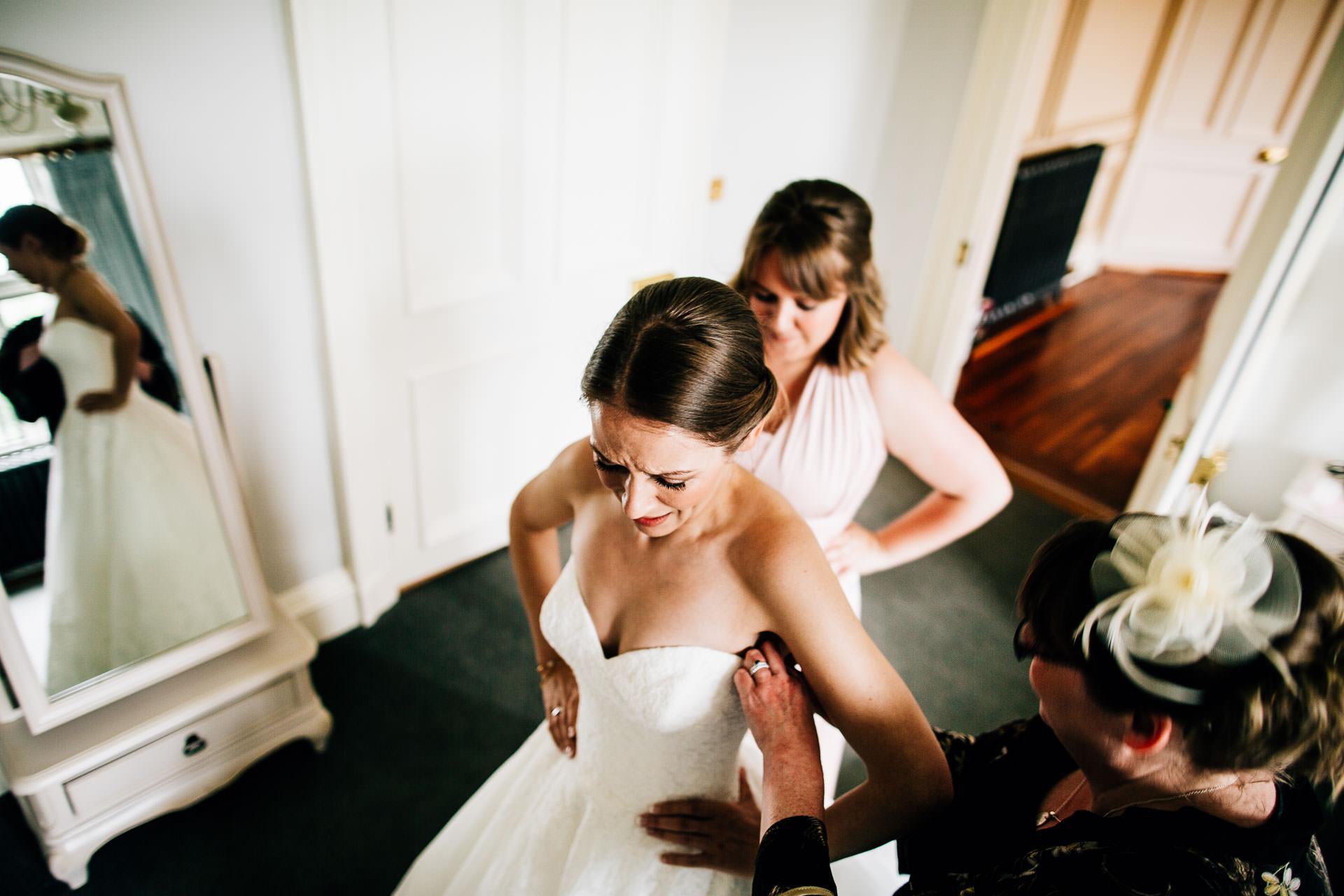 Lingholm Estate Wedding Photography - Rachel & Rob-67