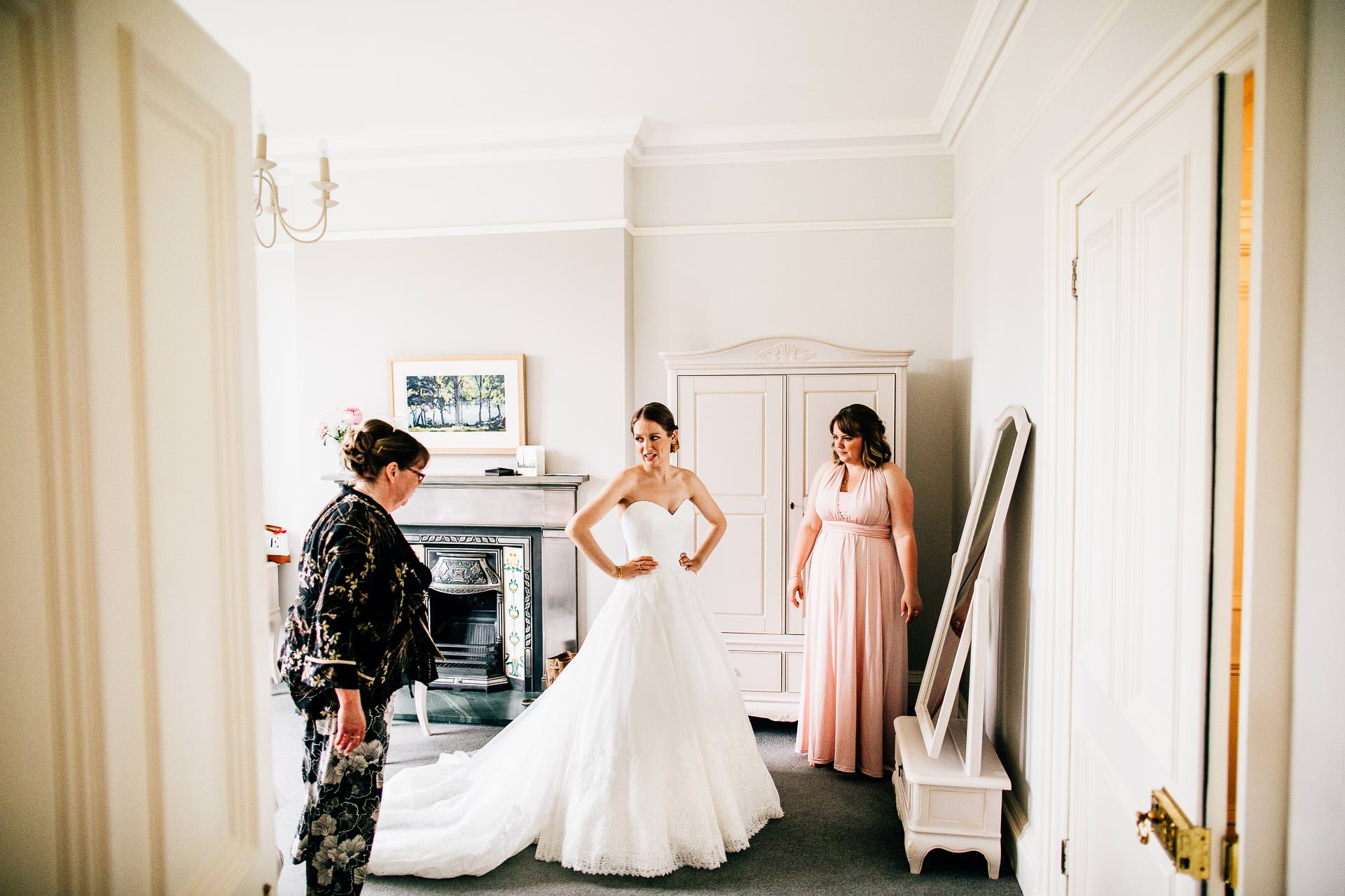 Lingholm Estate Wedding Photography - Rachel & Rob-69