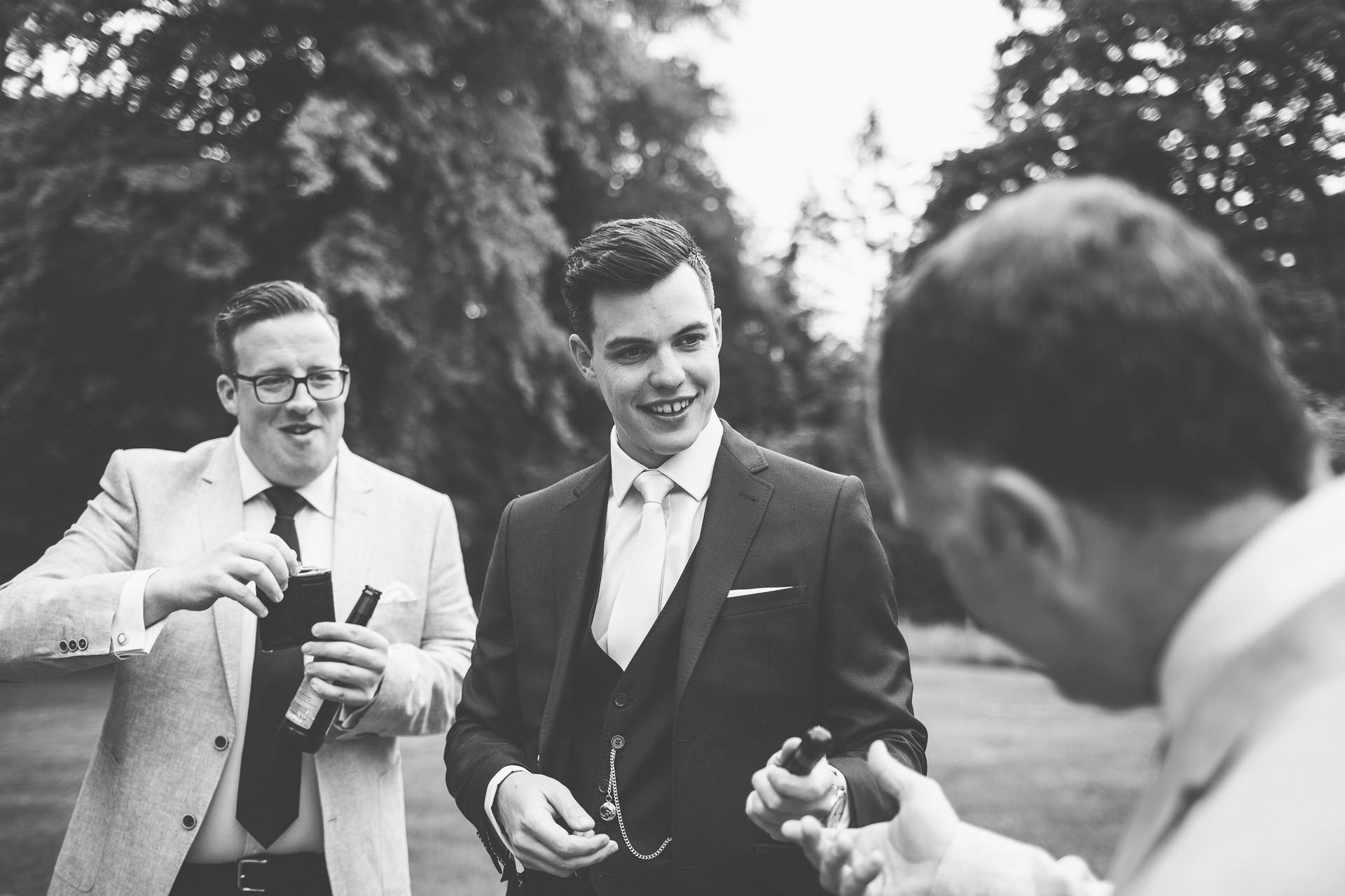 Lingholm Estate Wedding Photography - Rachel & Rob-72