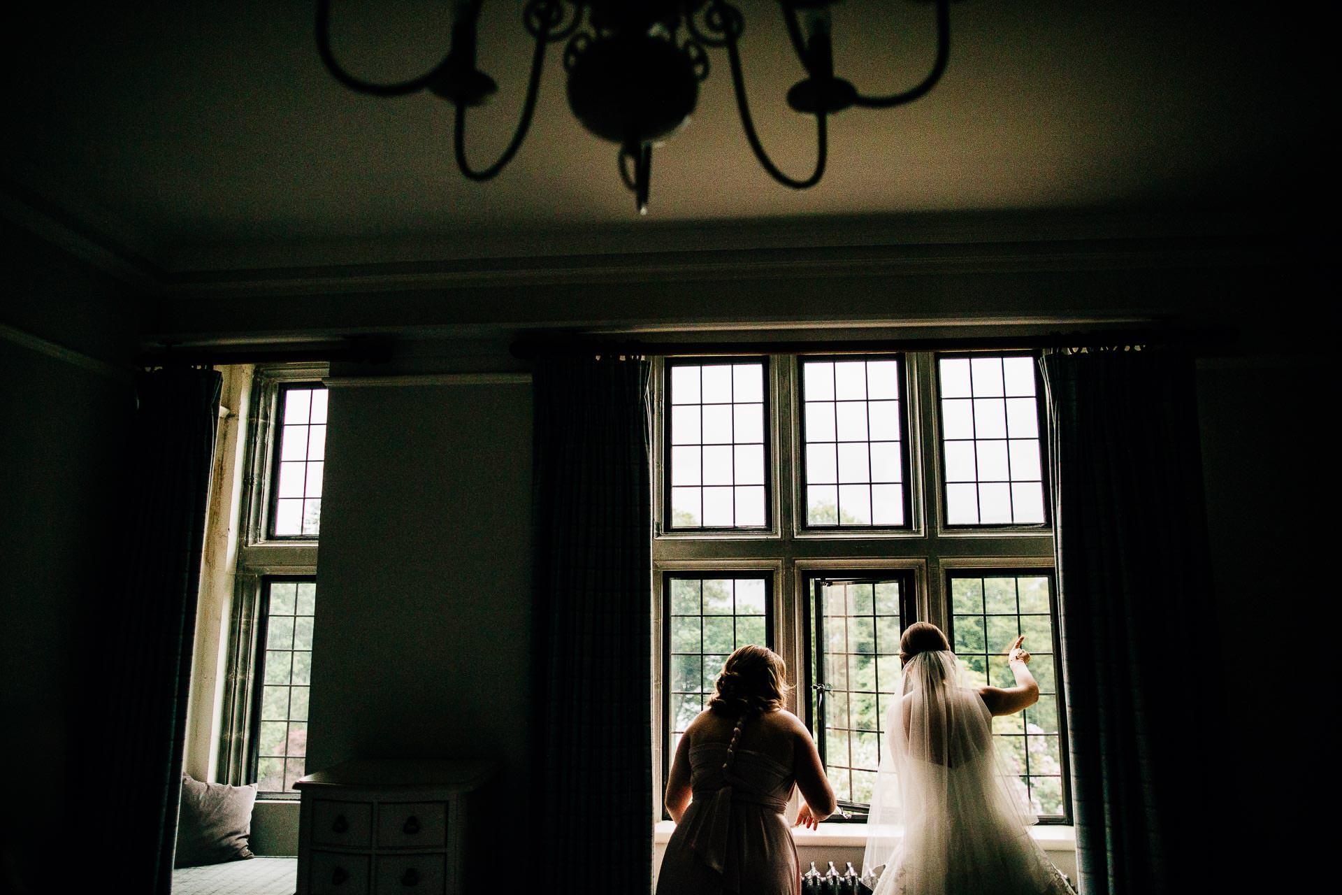 Lingholm Estate Wedding Photography - Rachel & Rob-75