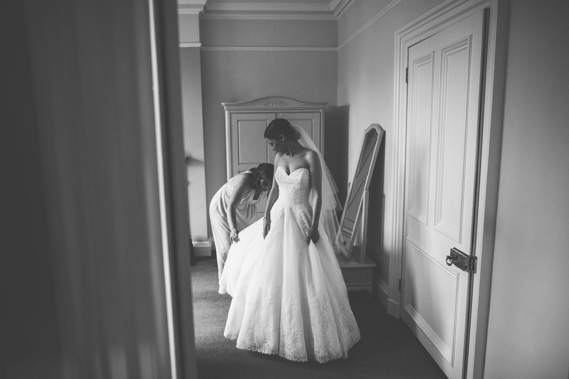 Lingholm Estate Wedding Photography - Rachel & Rob-76