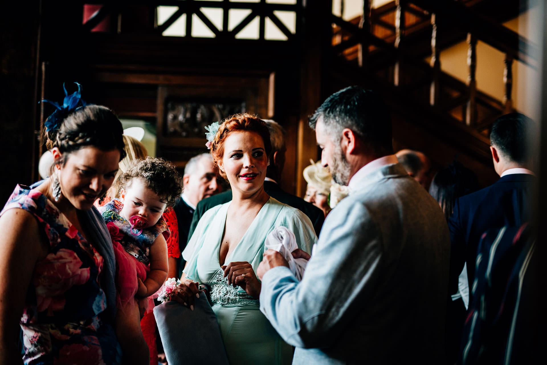 Lingholm Estate Wedding Photography - Rachel & Rob-90