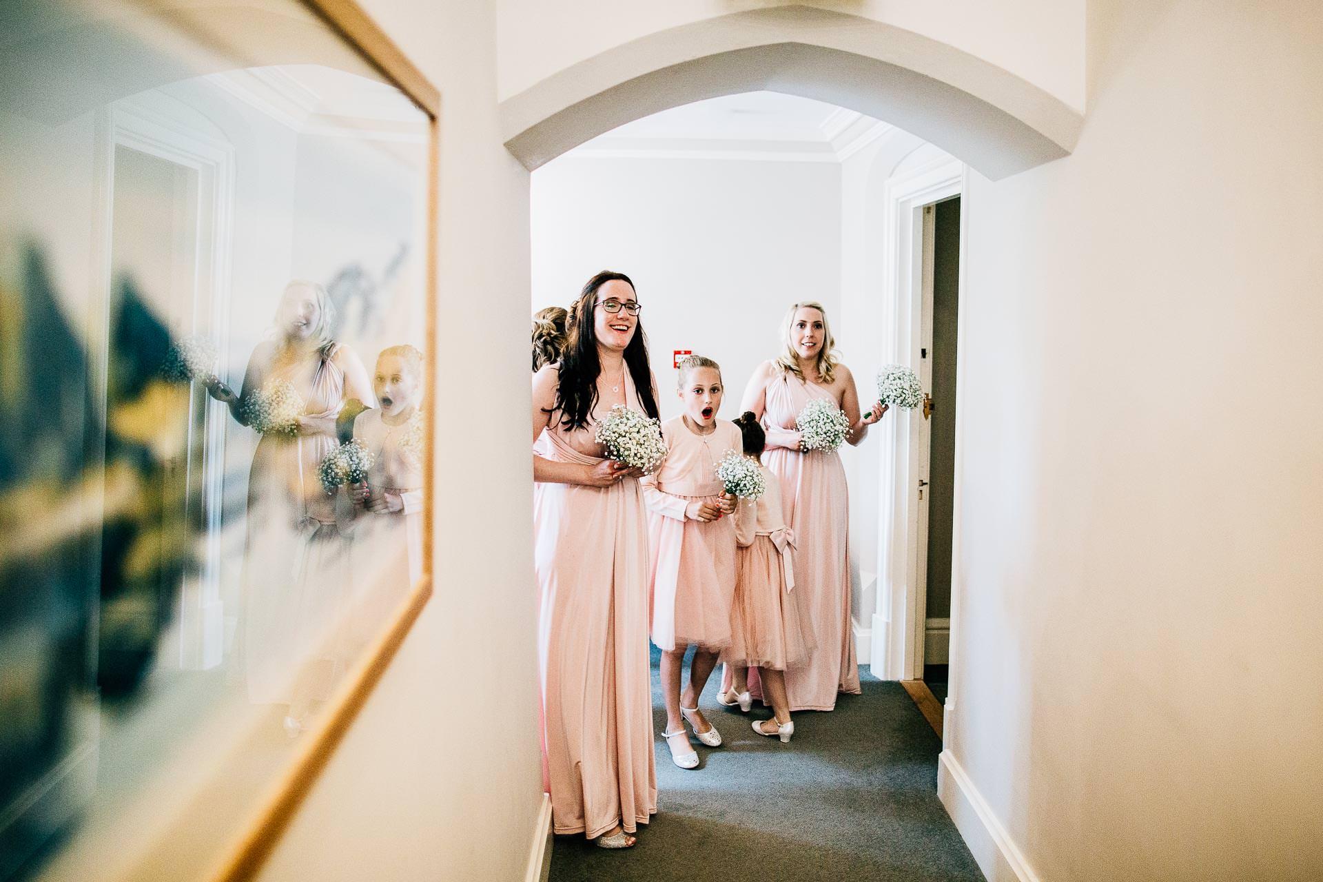 Lingholm Estate Wedding Photography - Rachel & Rob-94