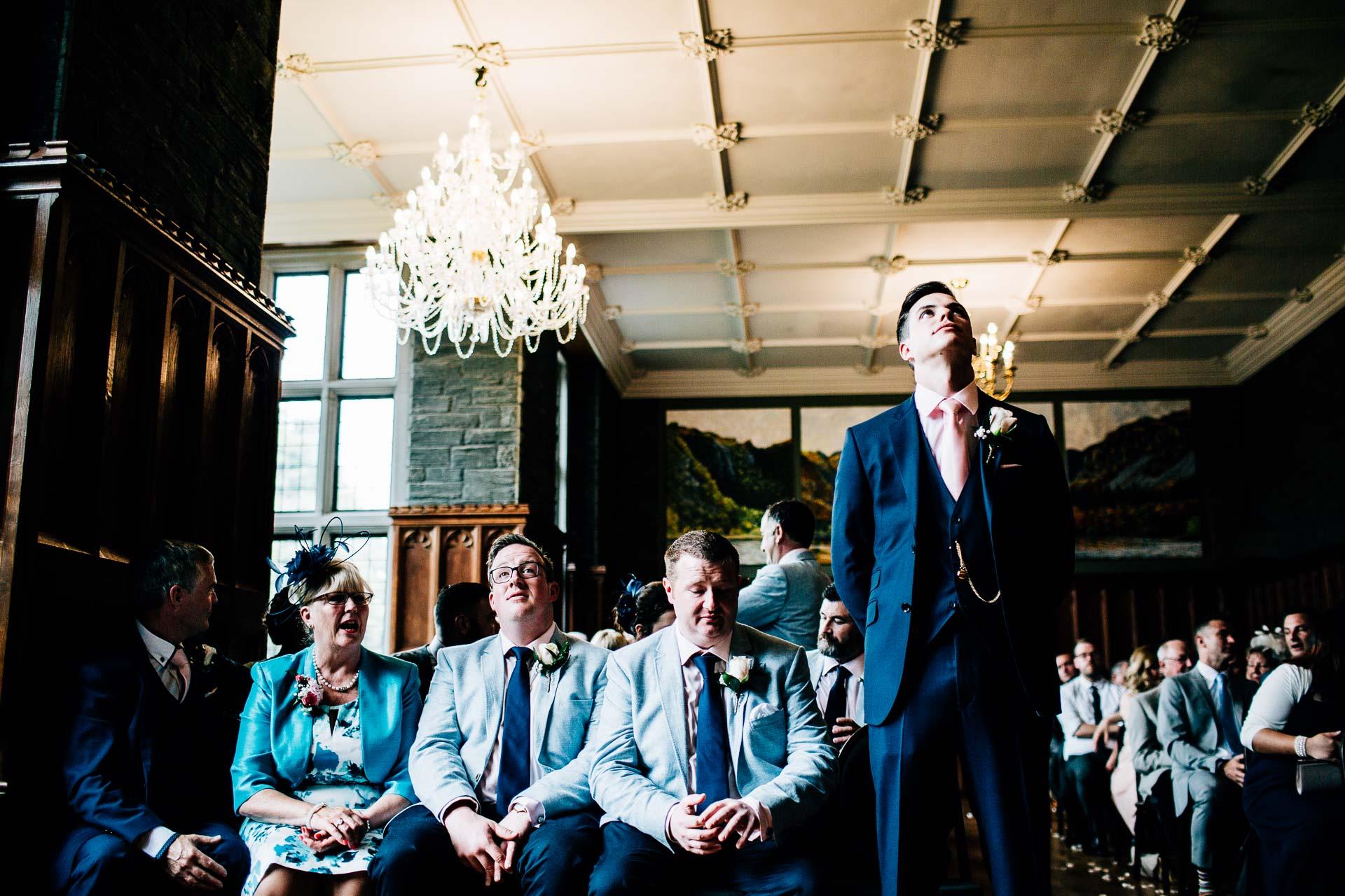 Lingholm Estate Wedding Photography - Rachel & Rob-96