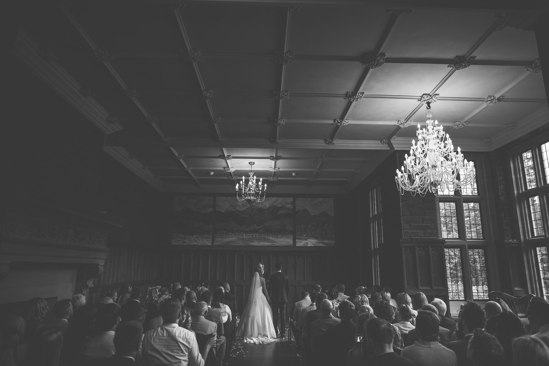 Lingholm Estate Wedding Photography - Rachel & Rob-99