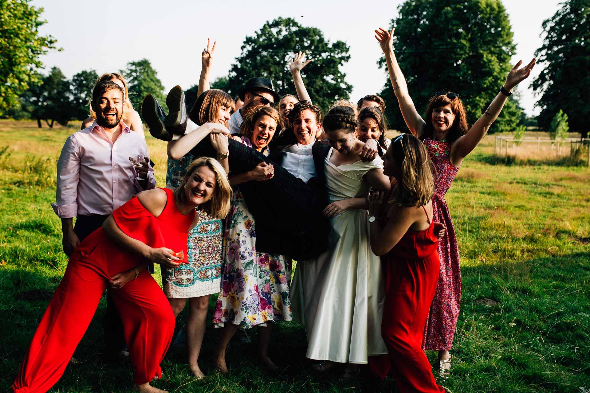 Blo Norton Hall Norfolk Wedding Photography - K&L - -117