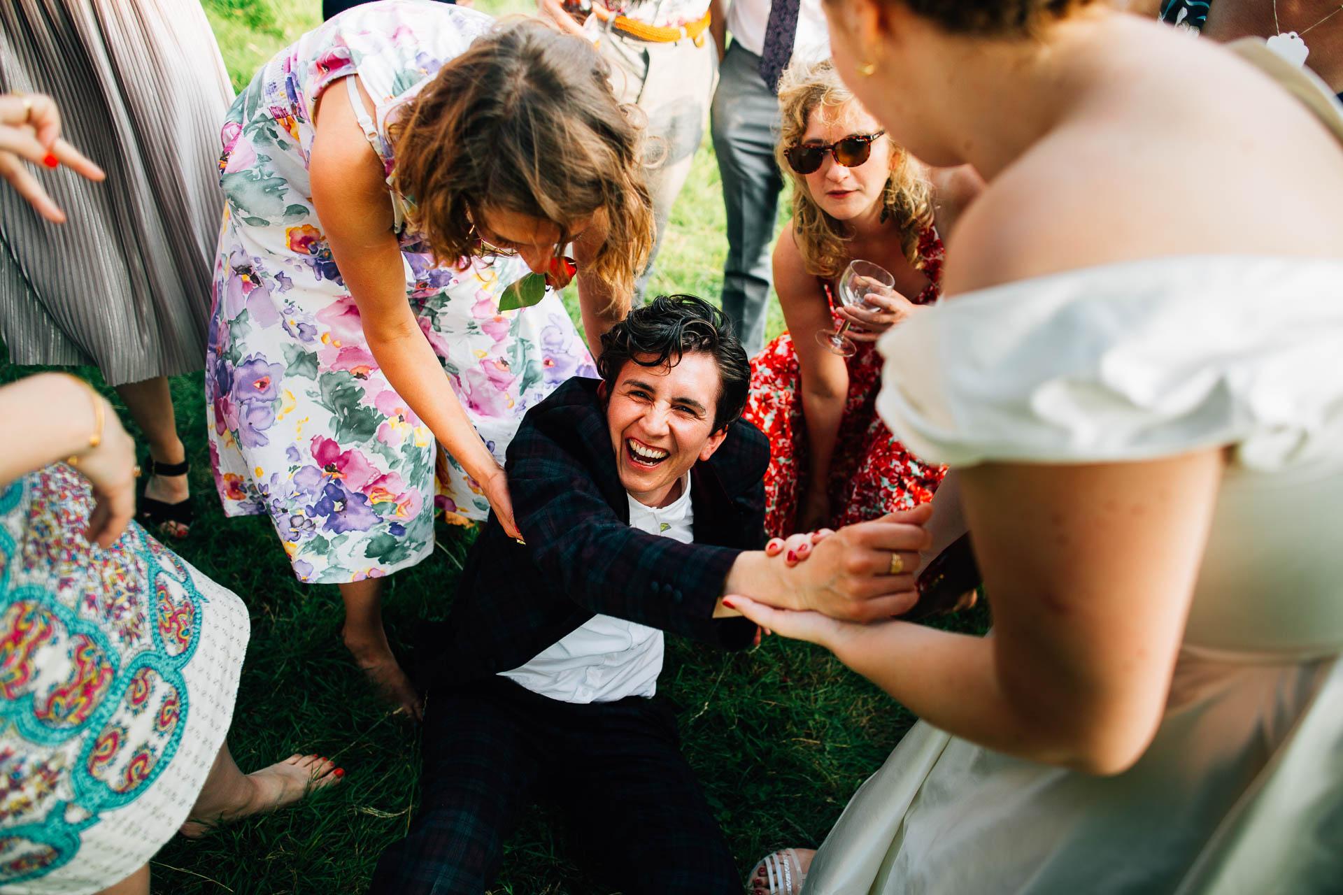 Blo Norton Hall Norfolk Wedding Photography - K&L - -119