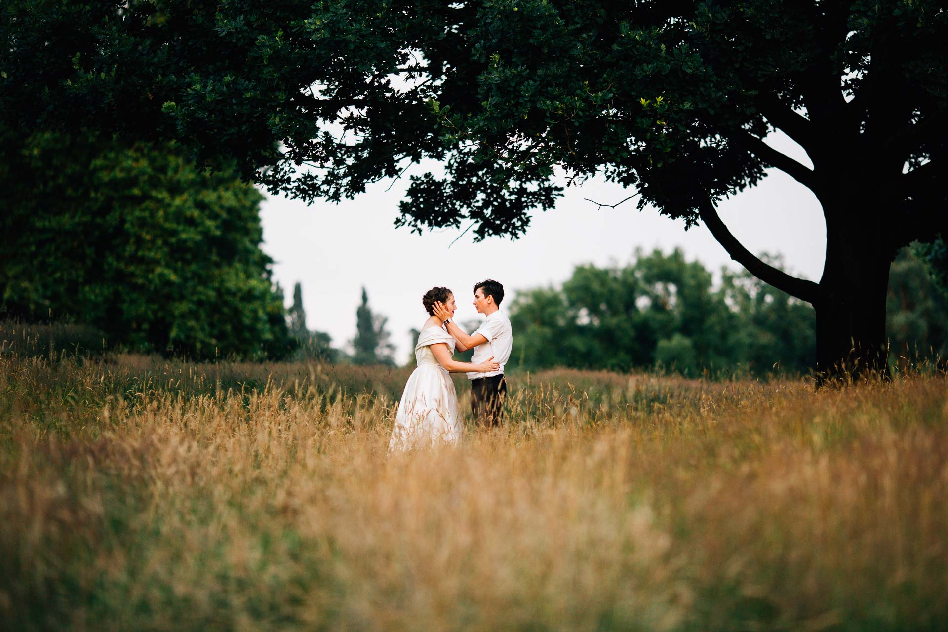 Blo Norton Hall Norfolk Wedding Photography - K&L - -137