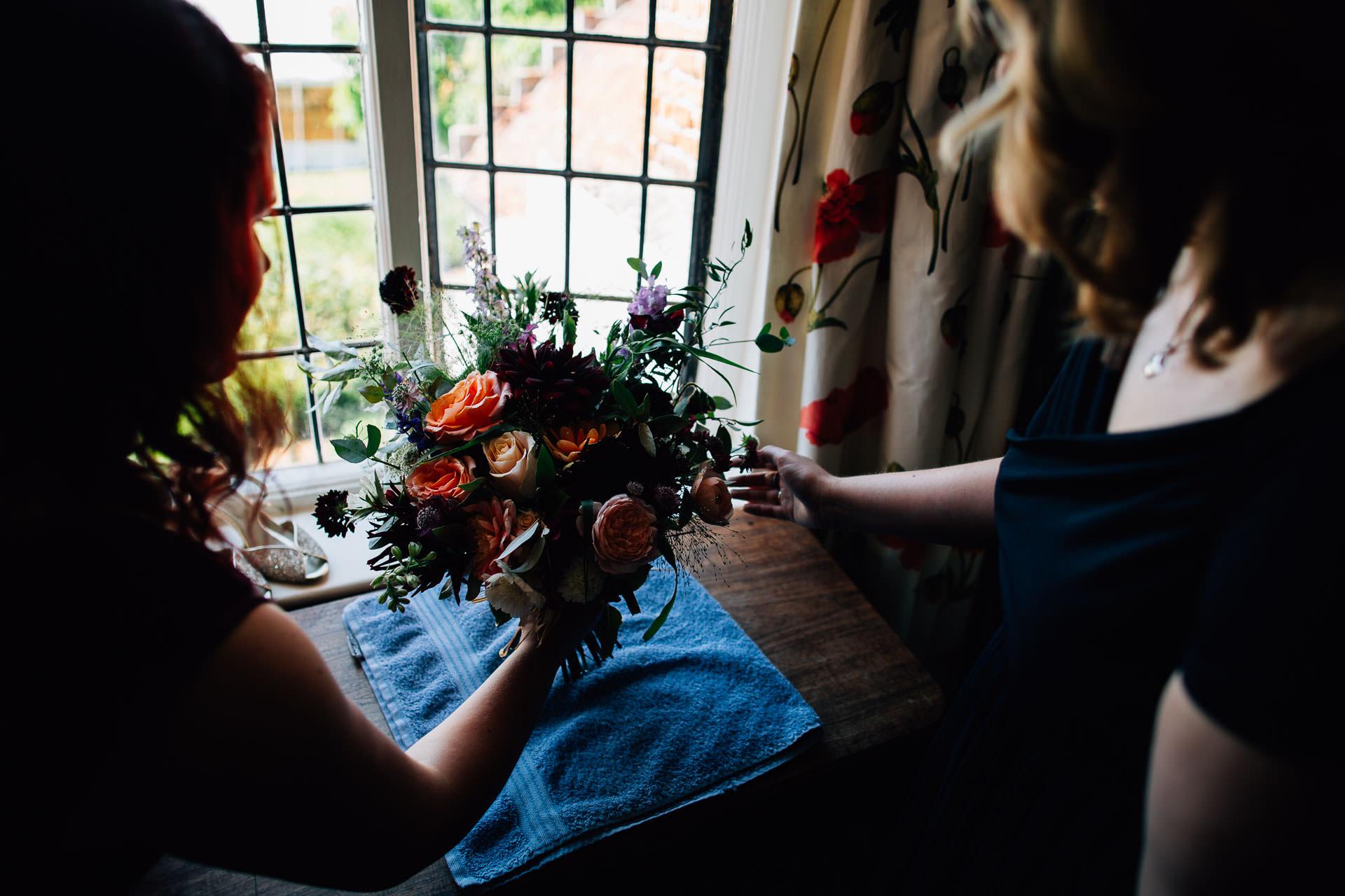 Blo Norton Hall Norfolk Wedding Photography - K&L - -23