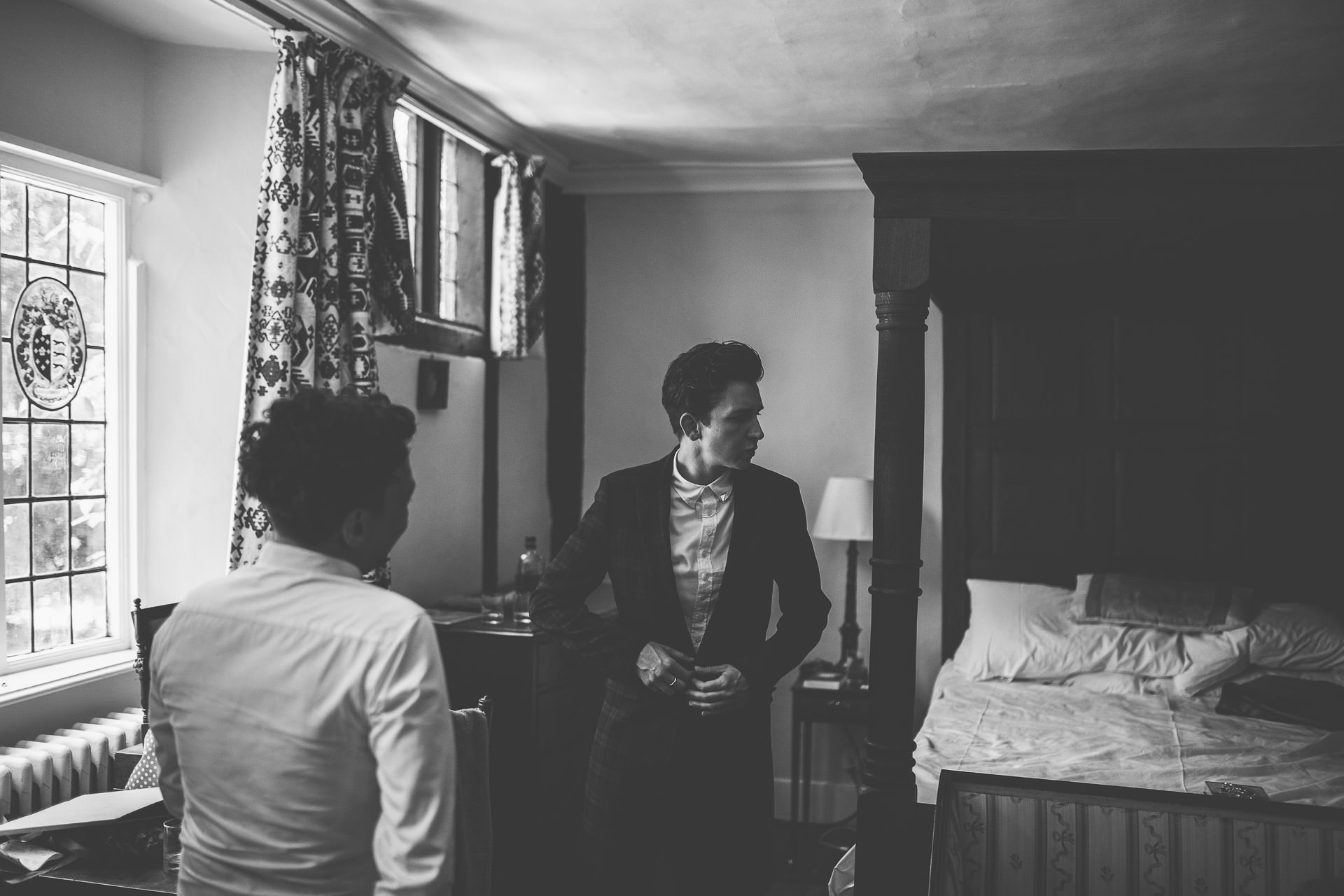 Blo Norton Hall Norfolk Wedding Photography - K&L - -31