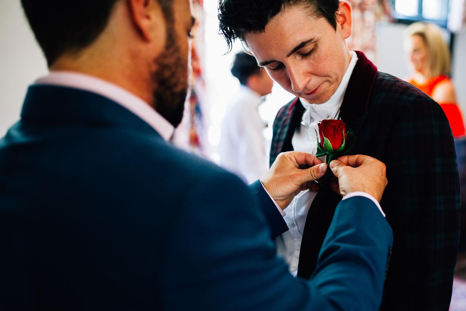 Blo Norton Hall Norfolk Wedding Photography - K&L - -33