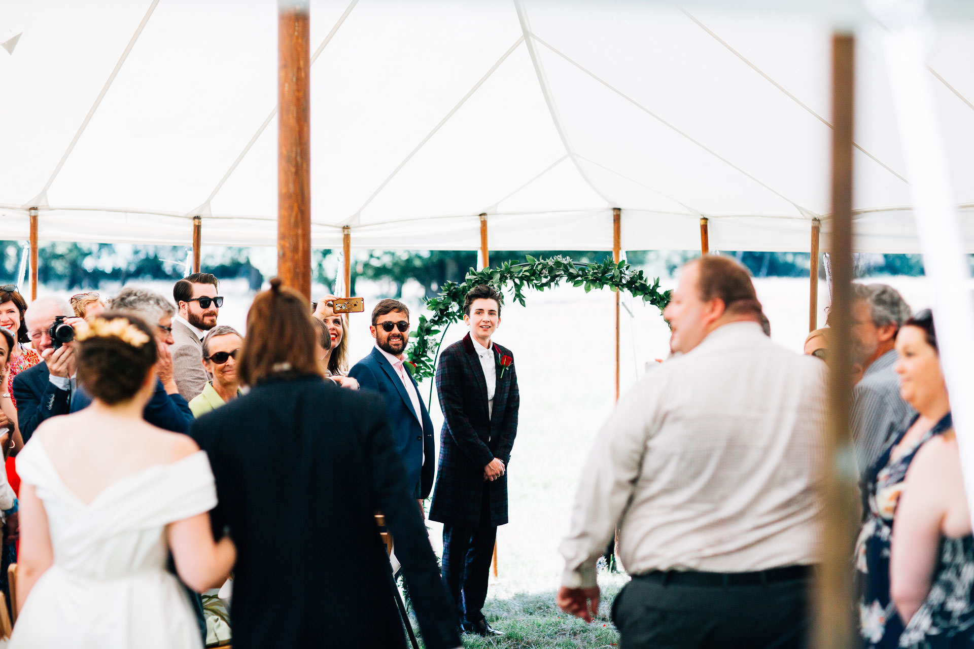 Blo Norton Hall Norfolk Wedding Photography - K&L - -57