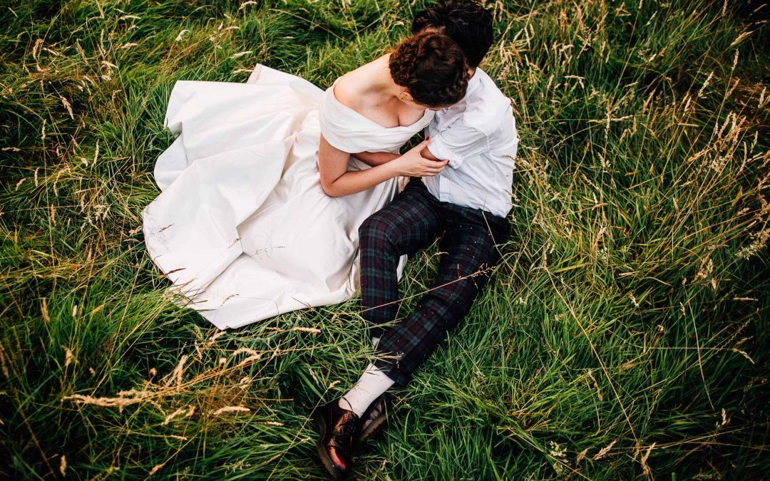 Blo Norton Hall Wedding Photography – Katharine & Lisa