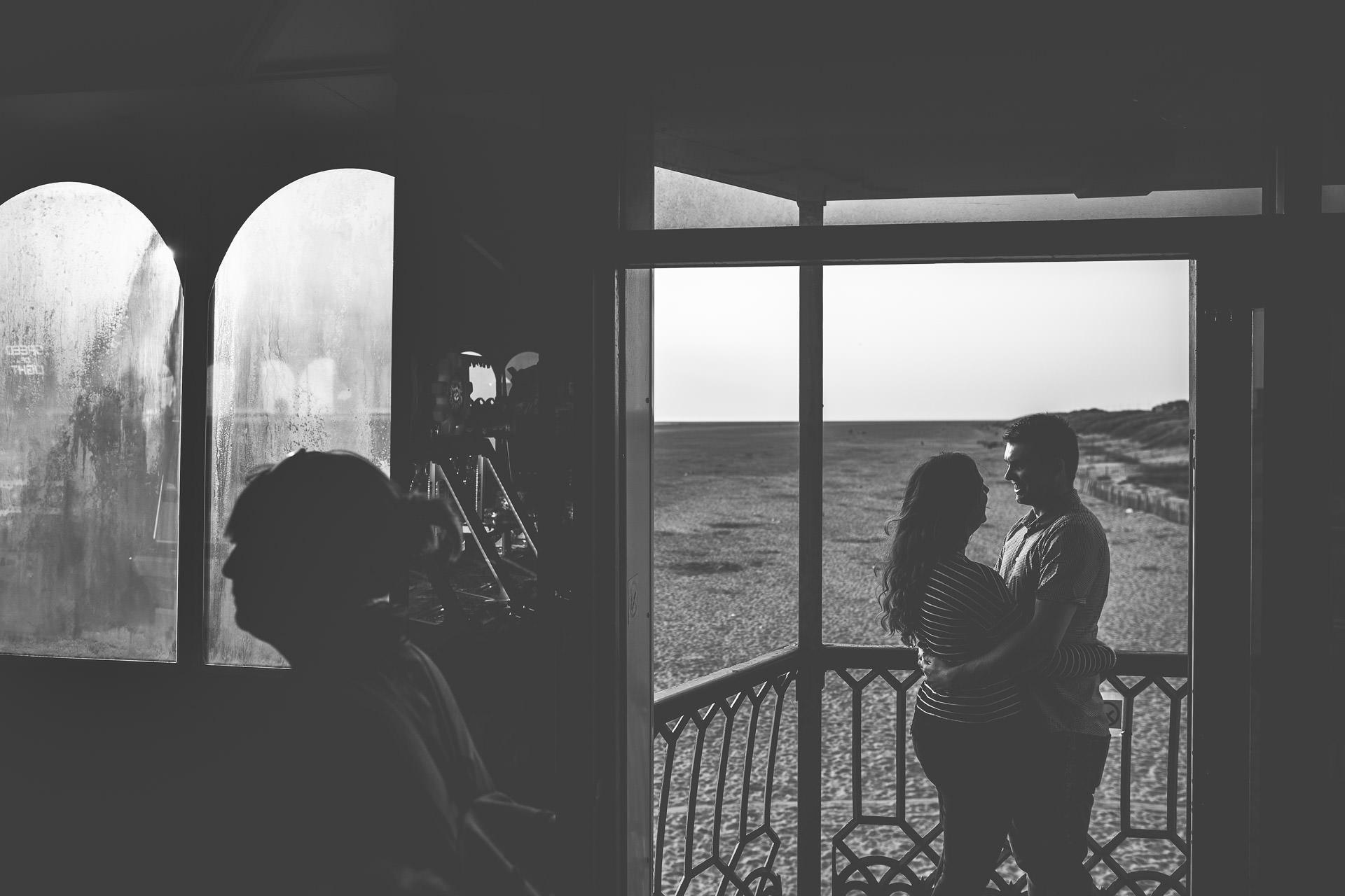 Lytham St Annes Pre Wedding Photography - Julia & Marcus-11