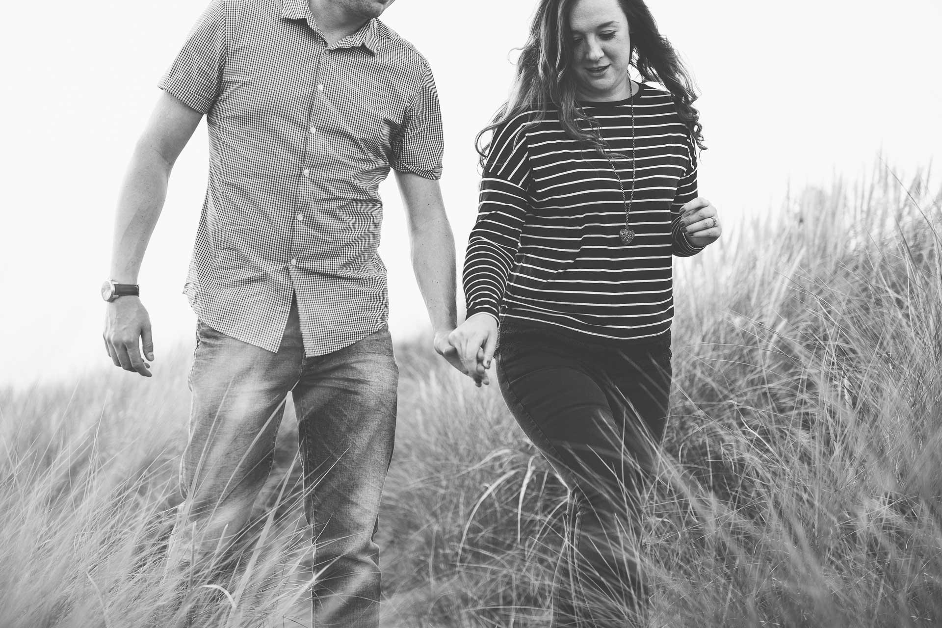 Lytham St Annes Pre Wedding Photography - Julia & Marcus-28