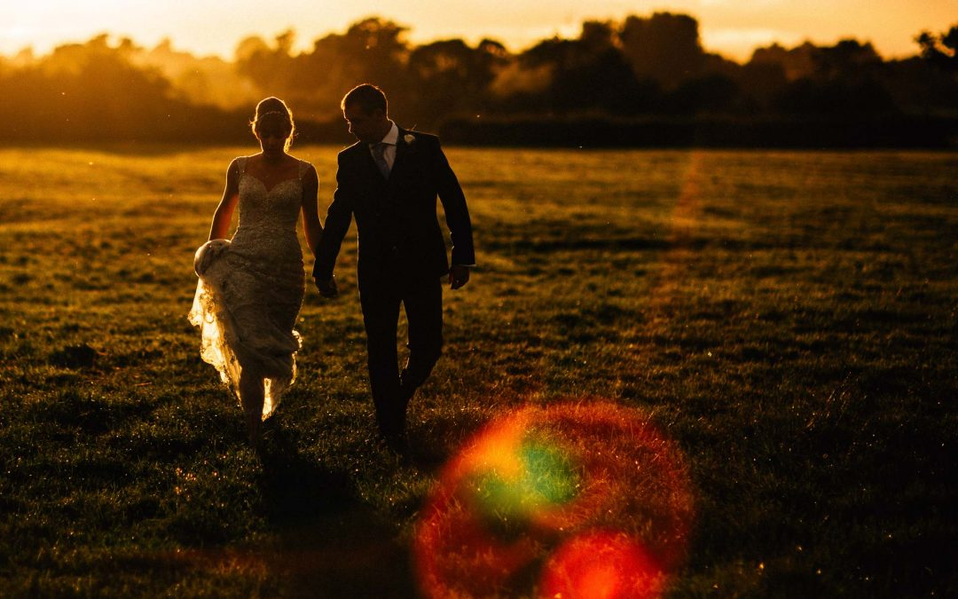 Cheshire Rustic Farm Wedding Photography – Helen & Simon