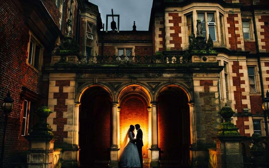 Crewe Hall Wedding Photography – Kathrine & Nigel