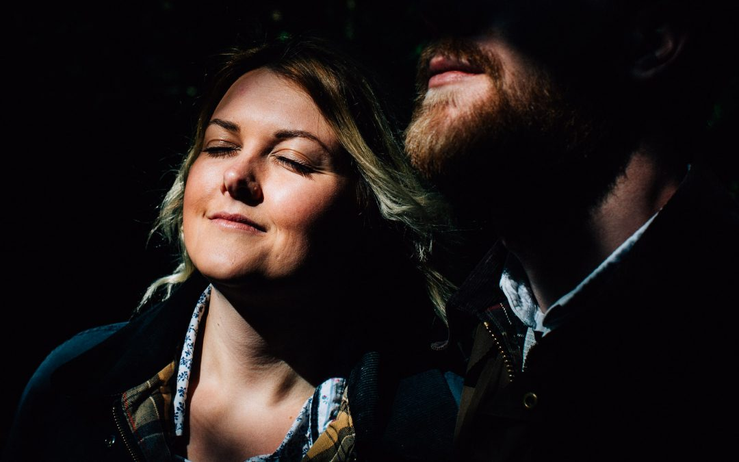 Lytham Hall Engagement Shoot – Jo & Dean