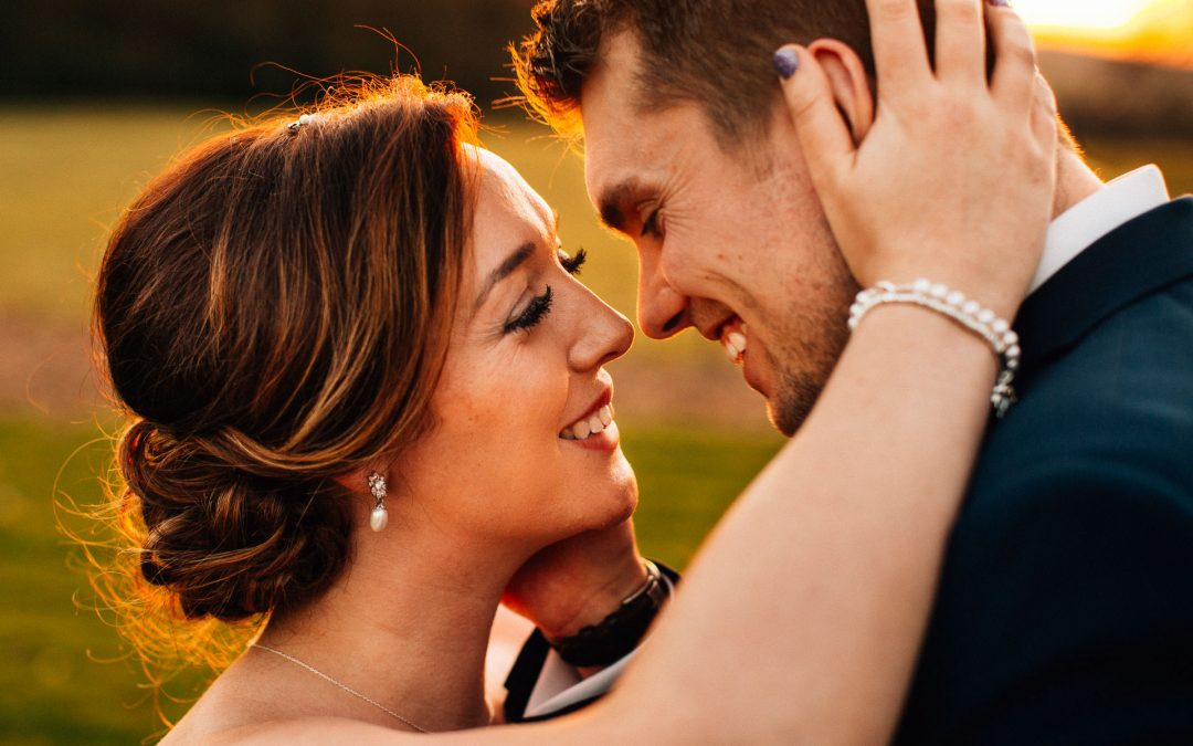 Sandon Hall Wedding Photography – Julia & Marcus