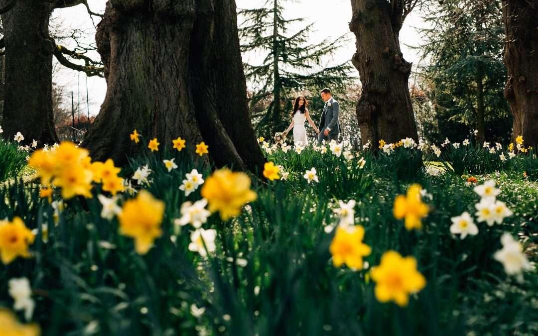 Soughton Hall Wedding Photography – Faye & Antony