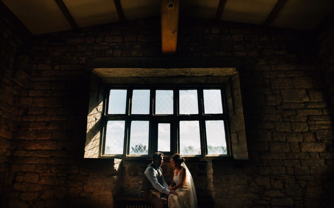 Turton Tower Wedding Photography – Pollyanna & Paul