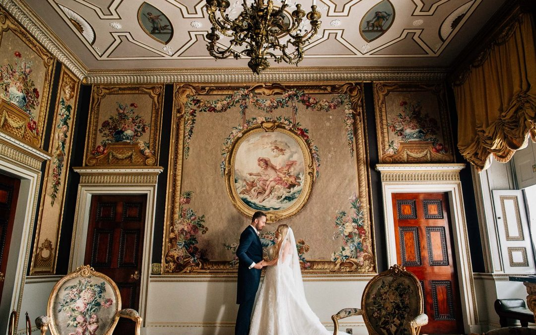Newby Hall Wedding Photography – Heather & Richard