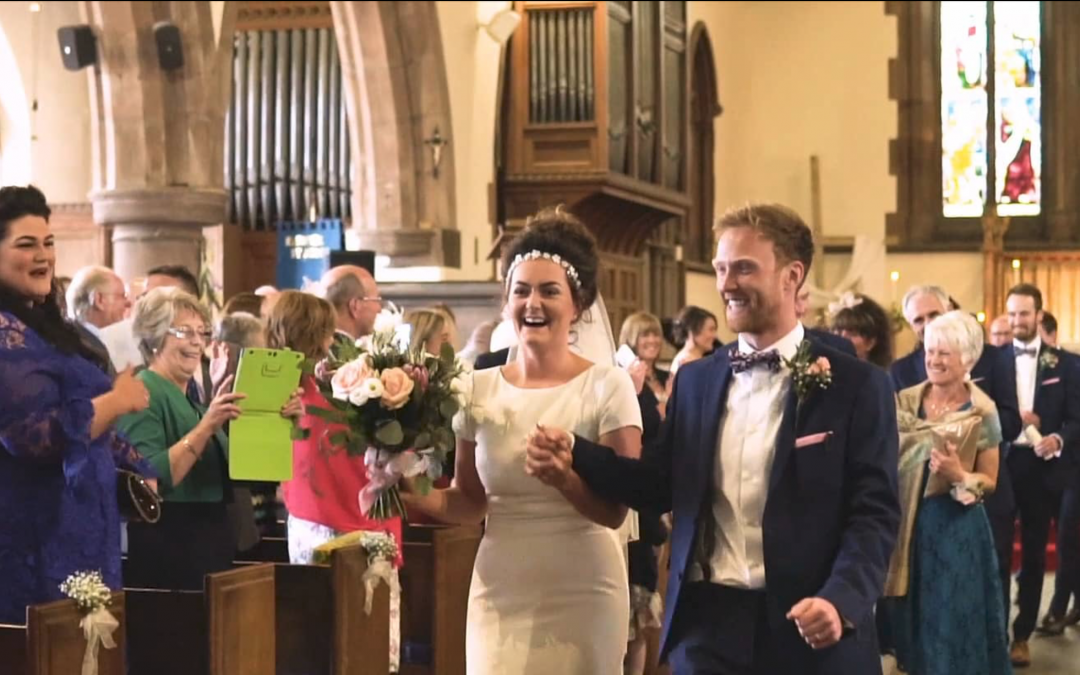 Armathwaite Hall Wedding Videography – Sophie & Conor