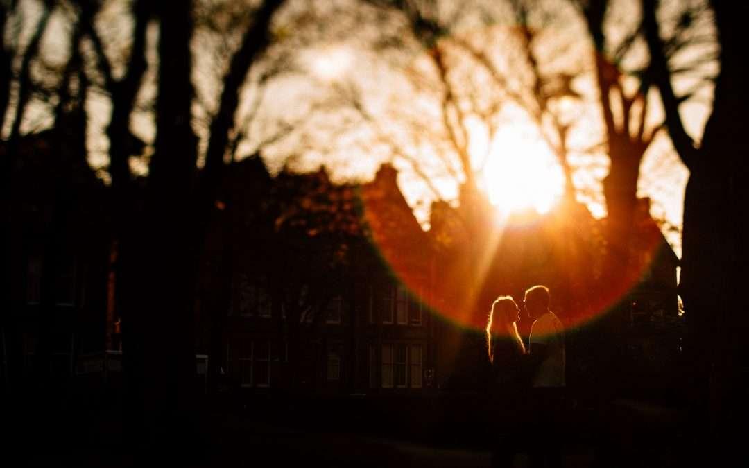 Lytham St Annes Pre-Wedding Photography – Karis & Jake