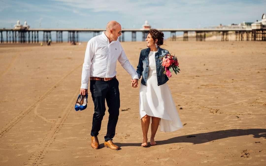 Sarah & Paul's Fabulous Festival Tipi Wedding in Lancashire