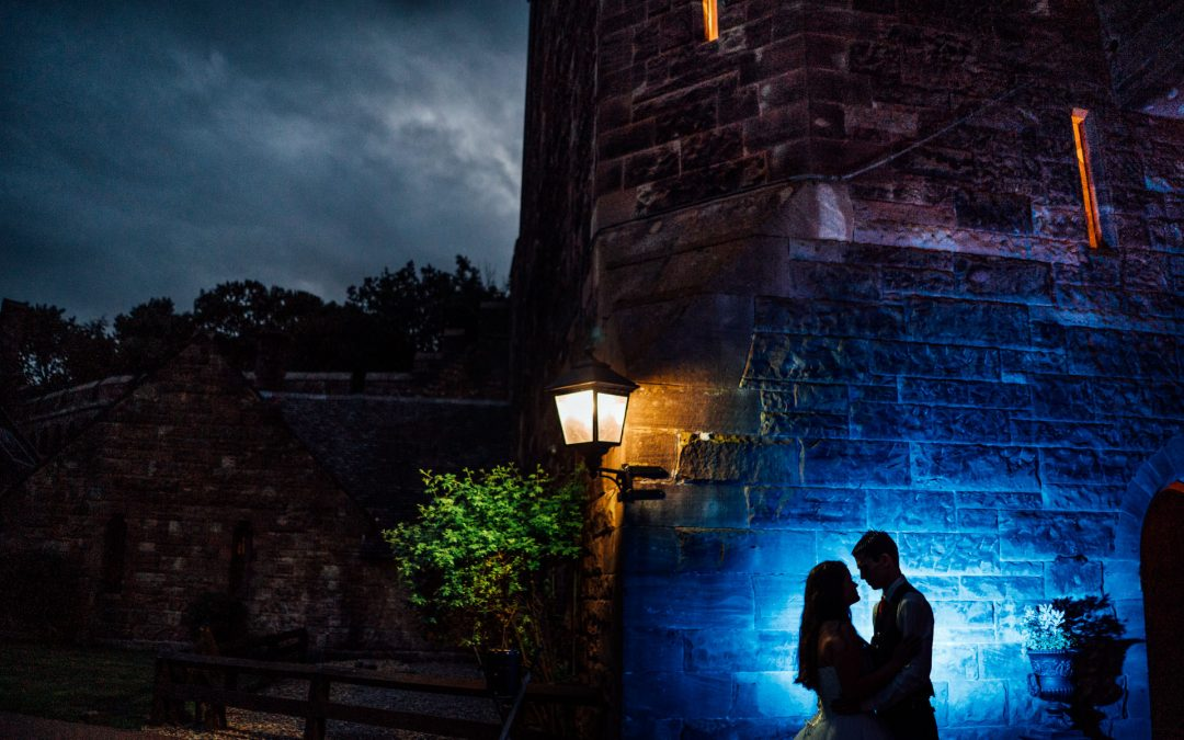 Peckforton Castle Wedding Photography – Yasmin & Zach