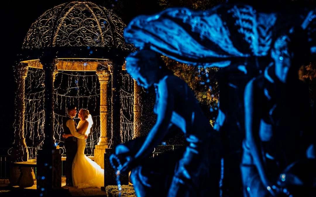 Weston Hall Wedding Photography – Amy & Alex