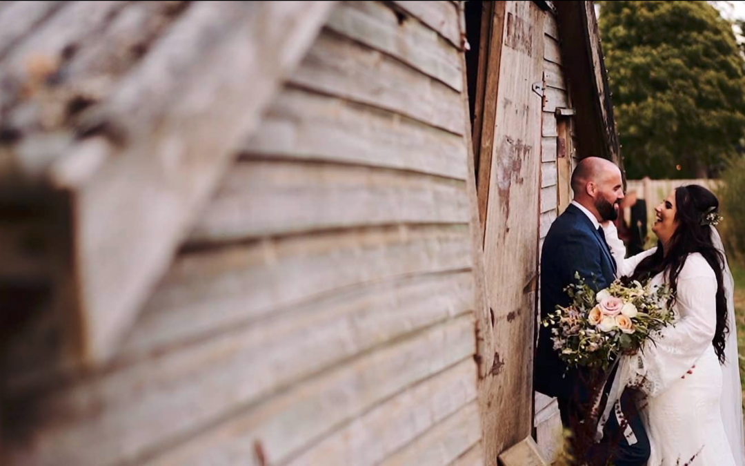 Alcumlow Wedding Barn Videography – Katie & Matt